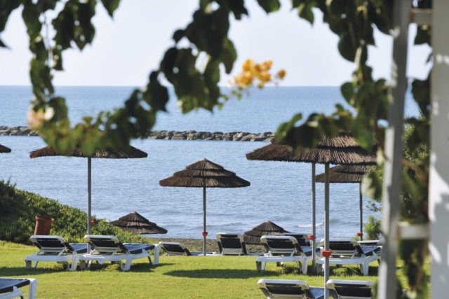Aldiana Club Zypern - Garten & Strand