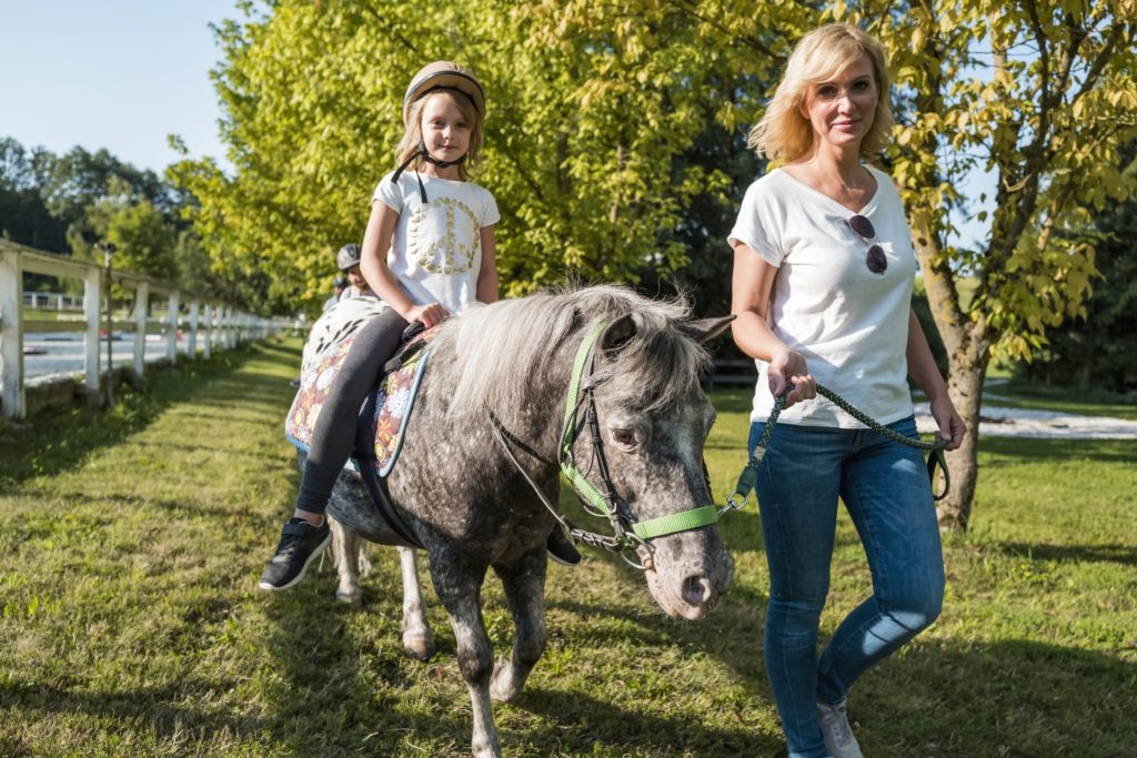 Reiturlaub für Kinder bei Aldiana
