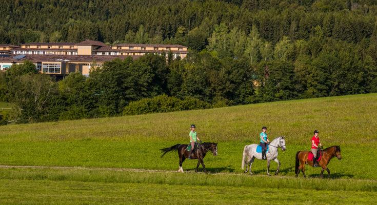 Reiten in Österreich - Aldiana Club Ampflwang