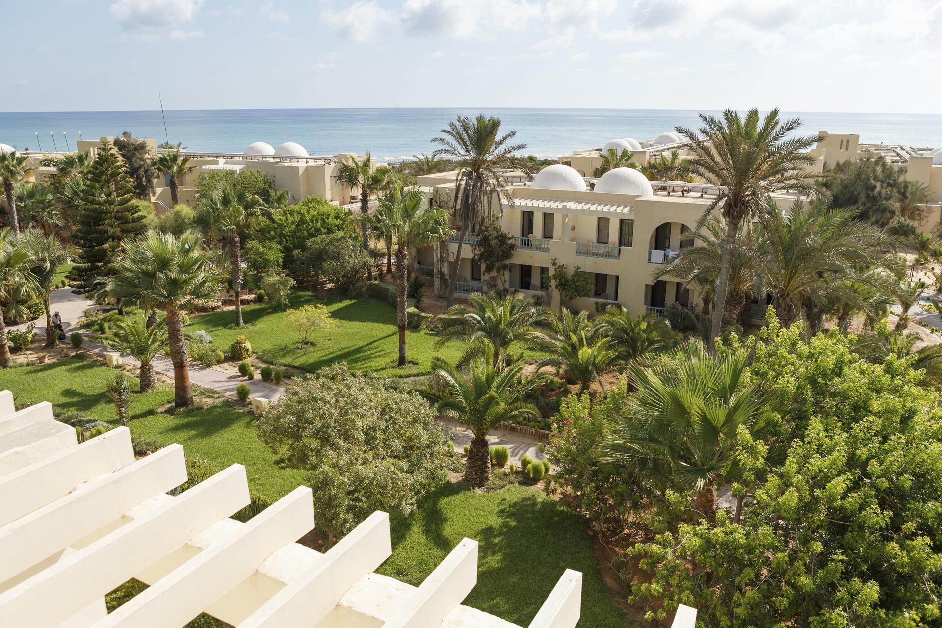 Aldiana Club Djerba Atlantide - Clubanlage