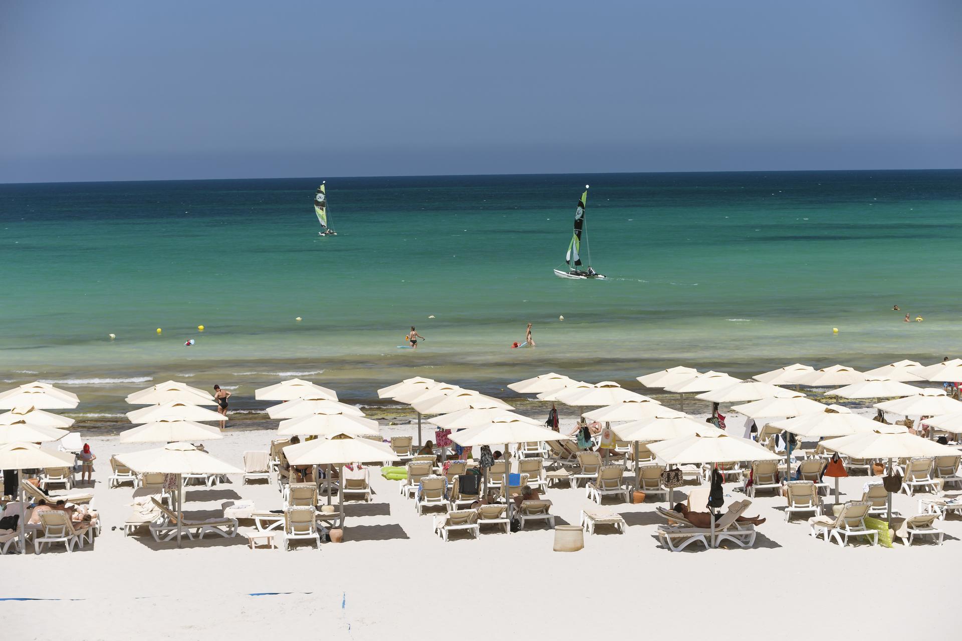 Aldiana Club Djerba Atlantide - Strand