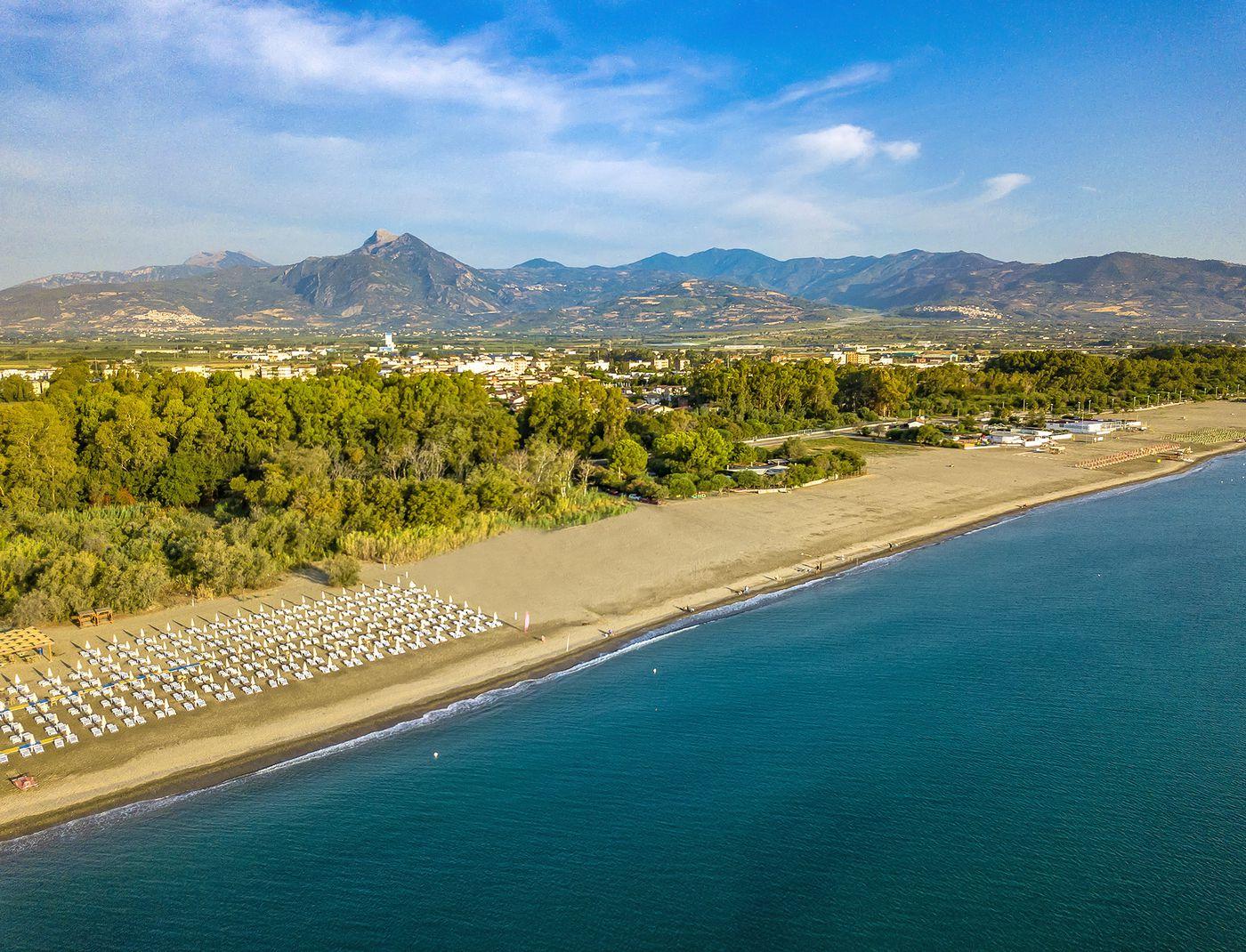 Aldiana Club Calabria - Lage
