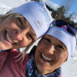 Simone Hauswald und Anke Faller