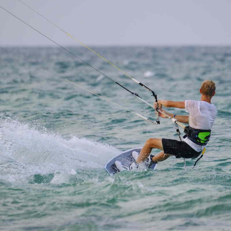 Kitesurfen Djerba