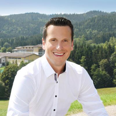 Aldiana Club Ampflwang - Clubchef Peter Grimm