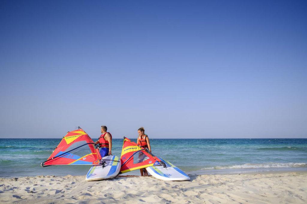 Aldiana Djerba Strand Surfen
