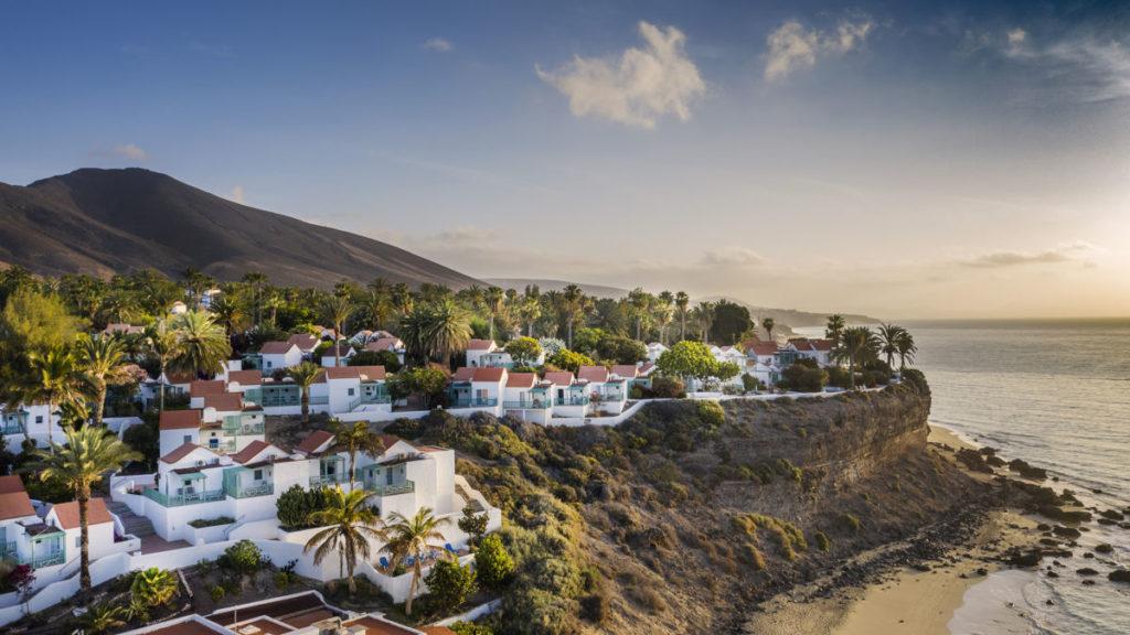 Aldiana Fuerteventura von oben