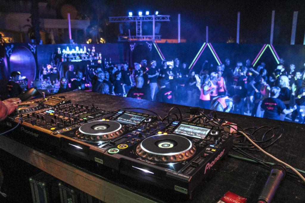 Sea Breeze Festival DJ