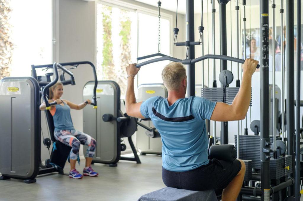 Sporturlaub im Aldiana Club: Moderne Fitnessstudios