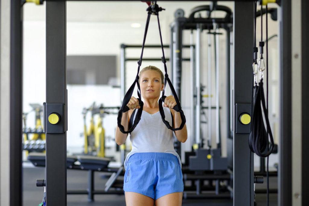 Fitnessurlaub bei Aldiana: Neuste Geräte im Fitnessstudio