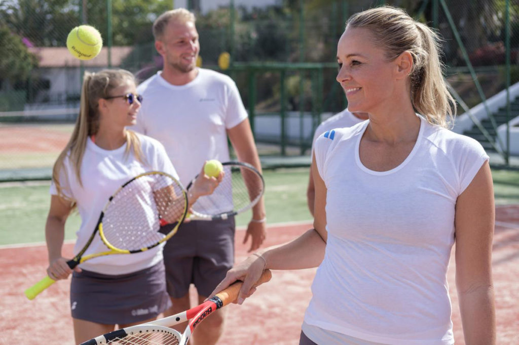 Aldiana Tenniskurs