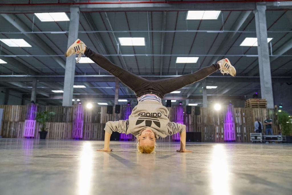 Aldiana Unique Camp Breakdance