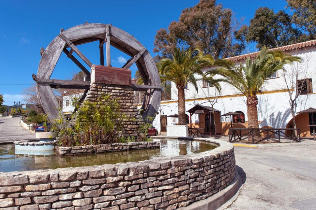 Mit der Vespa von Arcos de la Frontera, Algodonales nach Zahara de la Sierra