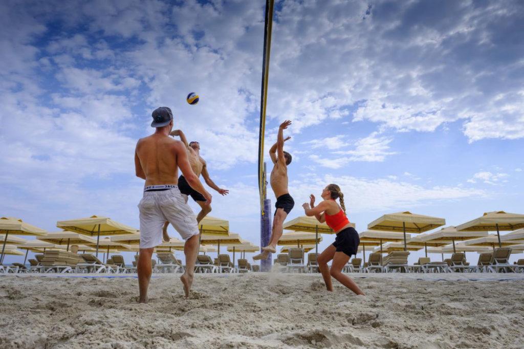 Aldiana Djerba Beachvolleyball