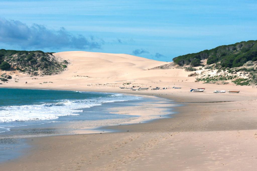 Bolonia Beach: Top Strand Spanien (Tarifa)
