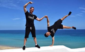 Unique Camp - Street-/Breakdance Aldiana Fuerteventura