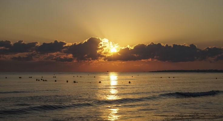 Djerba Sonnenuntergang