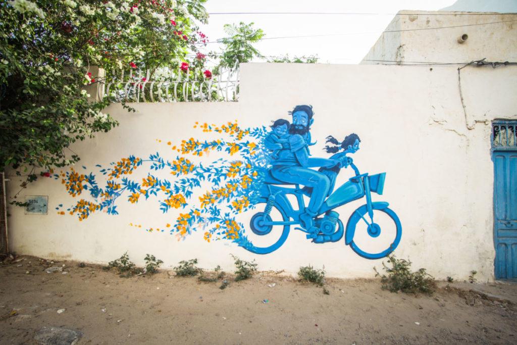 Djerbahood Streetart
