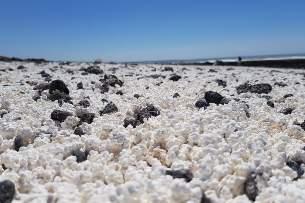 Popcorn-Strand Fuerteventura