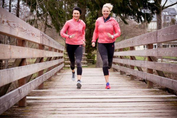 GO! Ladies Run Camp