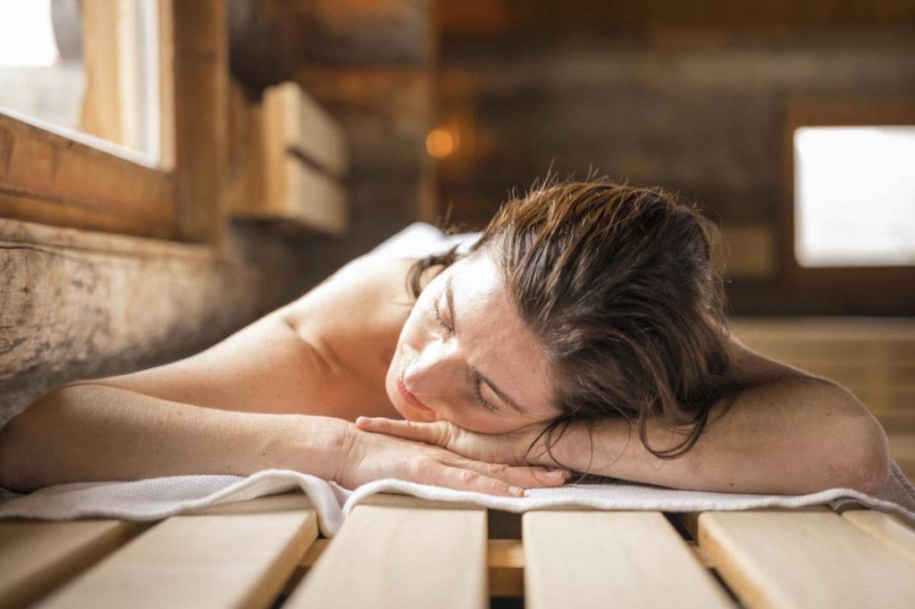 GrimmingTherme Sauna Relaxing