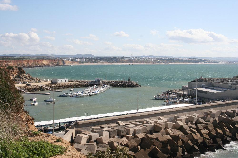 Hafen von Conil de la Frontera