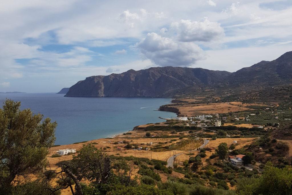 Wandern im Hinterland Kretas