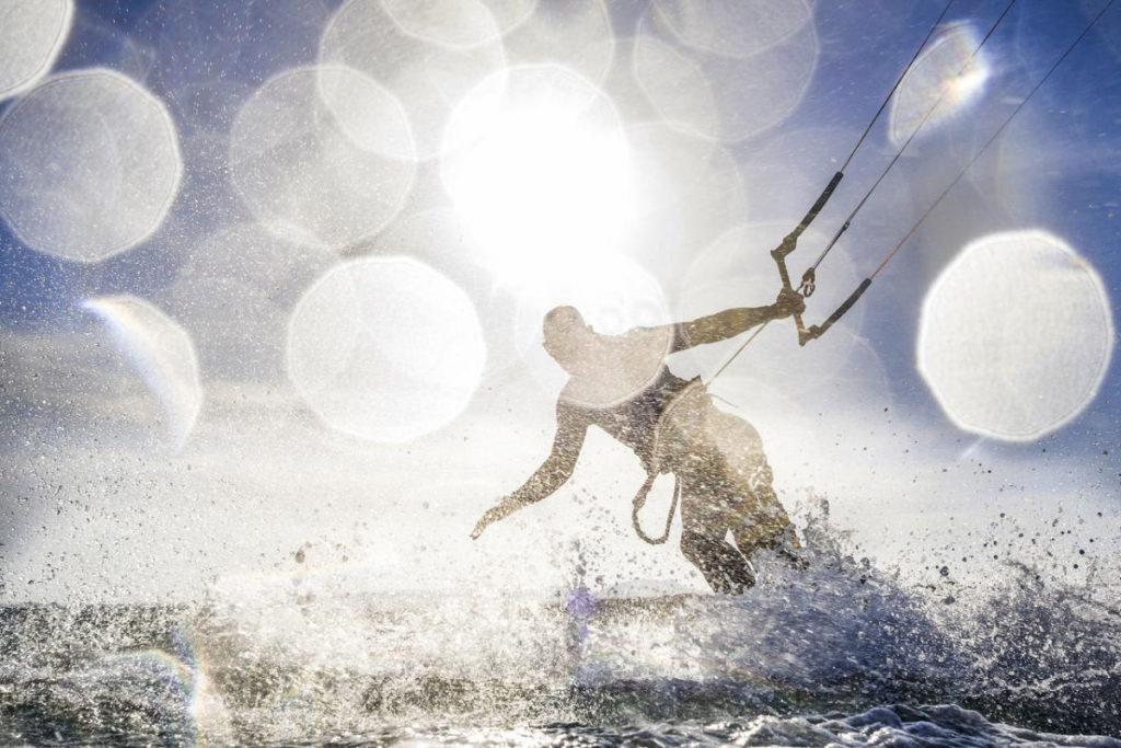 Kitesurfen im Urlaub
