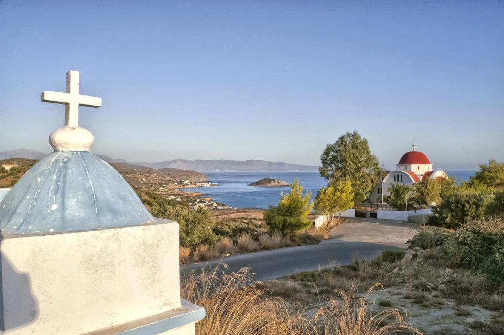 Kreta Ausflug Ausblick