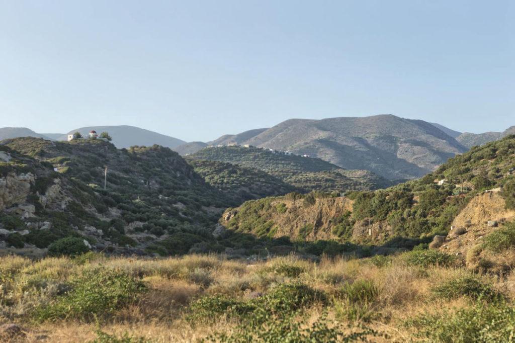 Kreta Ausflug Berge