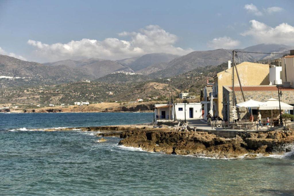Kreta Ausflug Meer