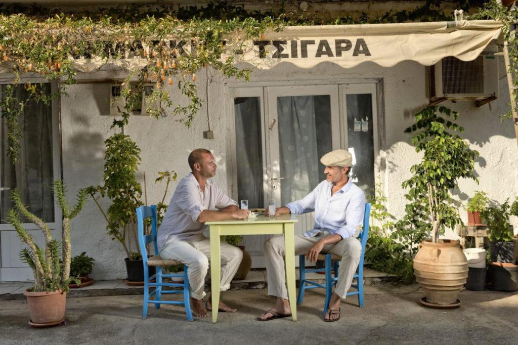 Kreta Ausflug Taverne