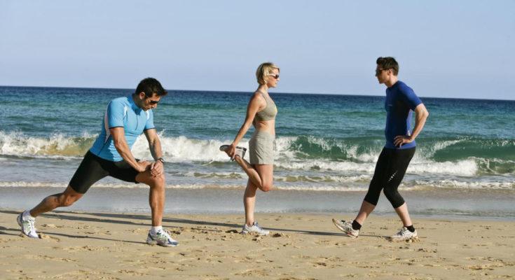 Lauftraining im Urlaub: Laufcamp mit Anke Faller