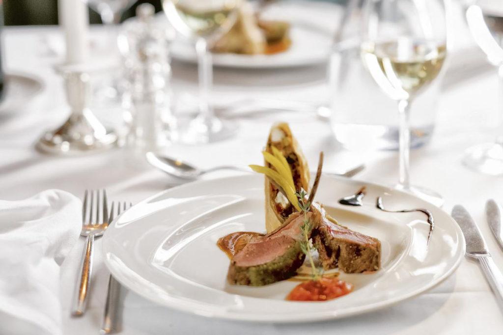 Live Cooking Gourmet im Aldiana Club Salzkammergut