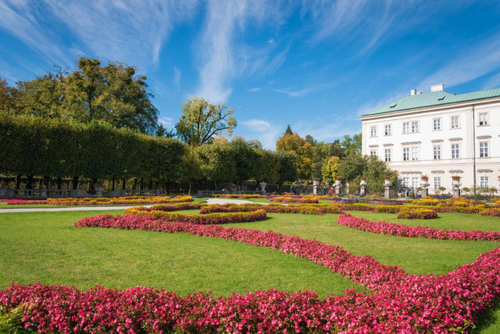 Mirabellengarten Salzburg