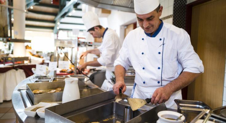 Österreichische Spezialitäten aus der Aldiana-Küche