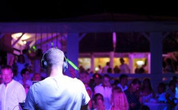 PArty mit DJ im Club Aldiana