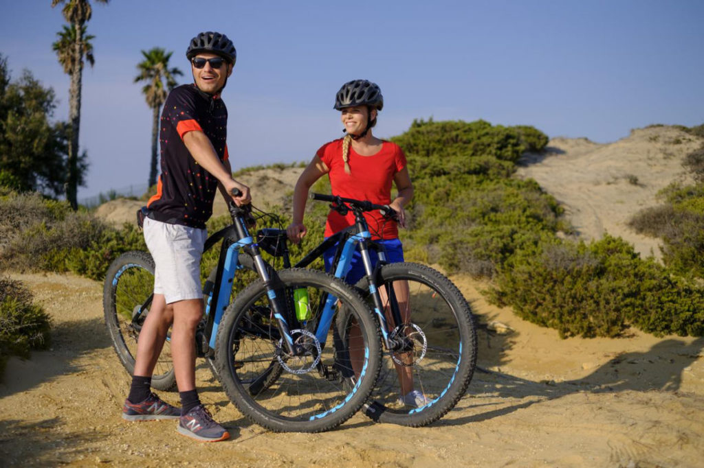 Radfahren Aldiana Club Andalusien