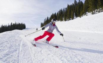 Skigymnastik Skiurlaub Workout für Zuhause