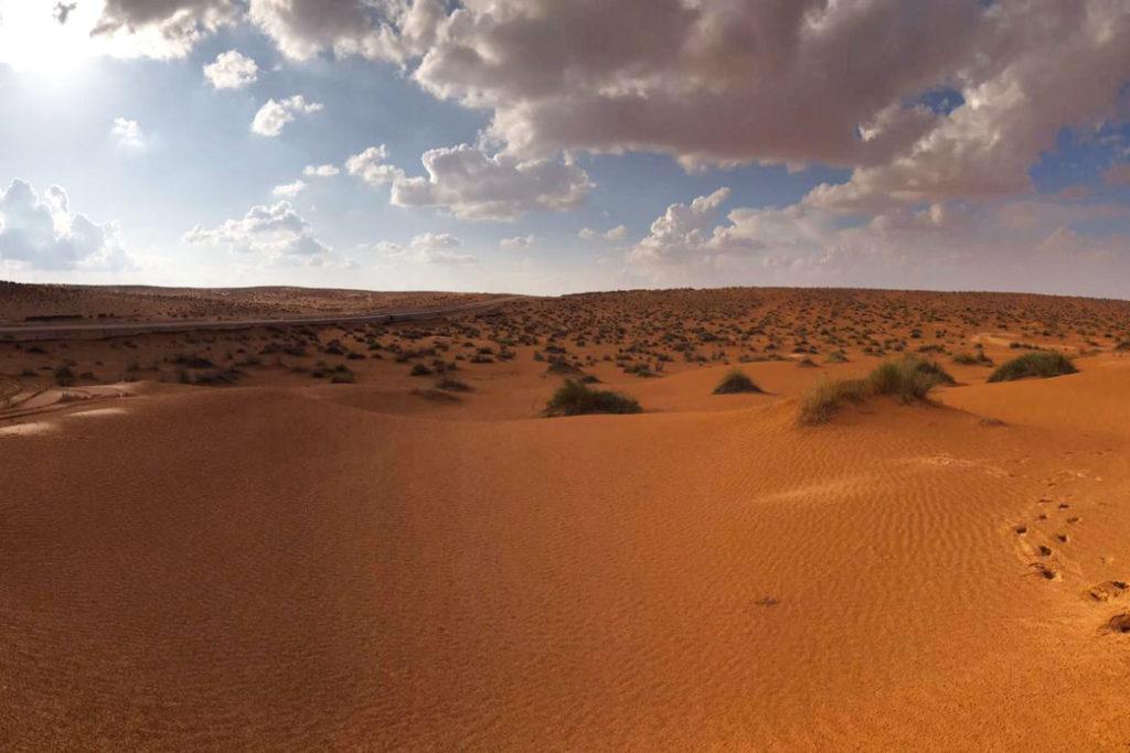 Ksar Ghilane - Ausflug Wüste Tunesien