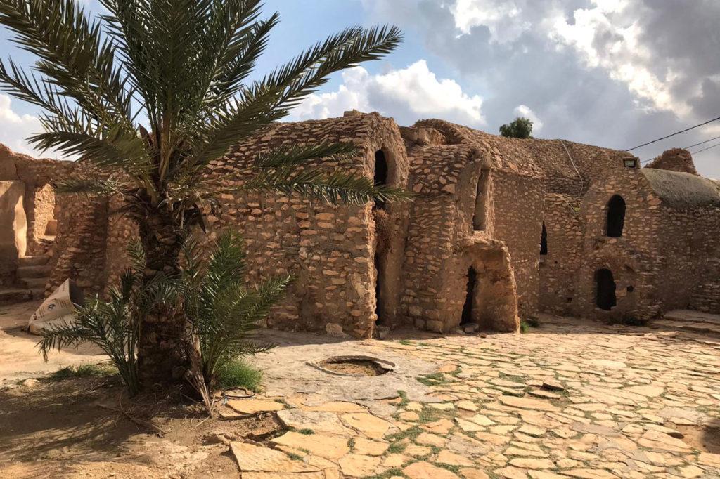 Ausflug Wüste Tunesien Smar