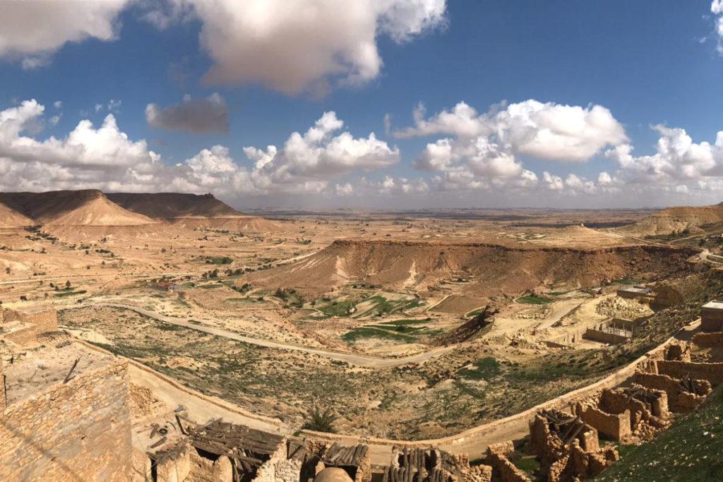 Ausflug Wüste Tunesien Tamezret